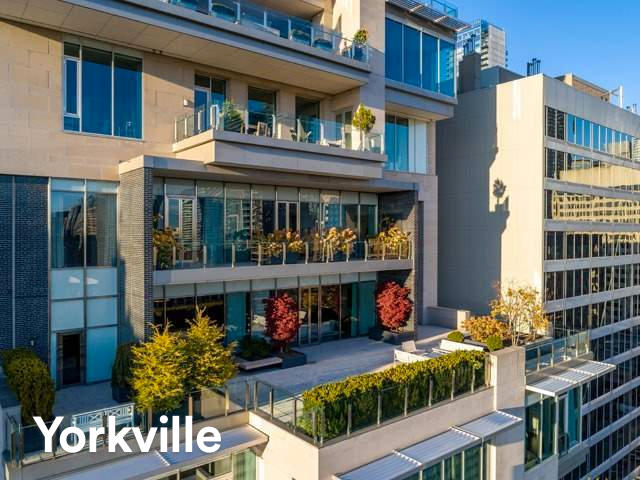 The Most Expensive Condos for Sale in 10 Toronto Neighbourhoods