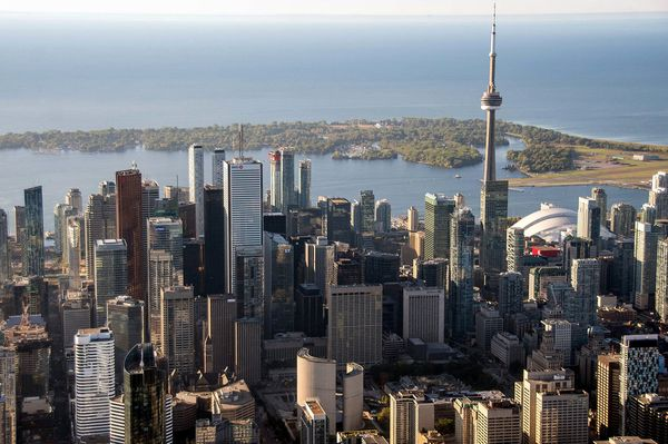"How Toronto's housing market just went from ""high-risk"" to ""moderate"""